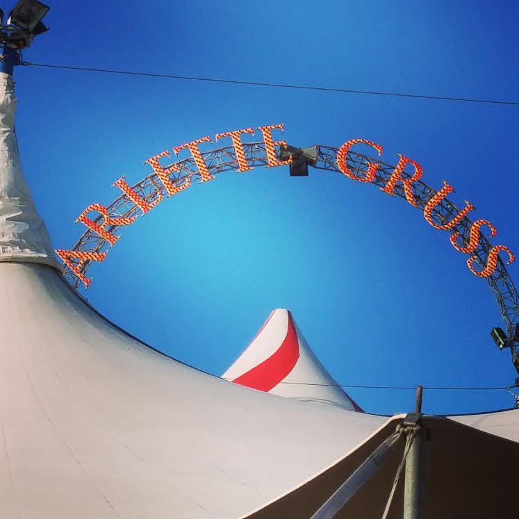 Le Cirque Arlette Gruss… mon avis mitigé.