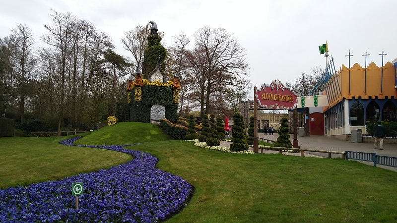 château bellewaerde
