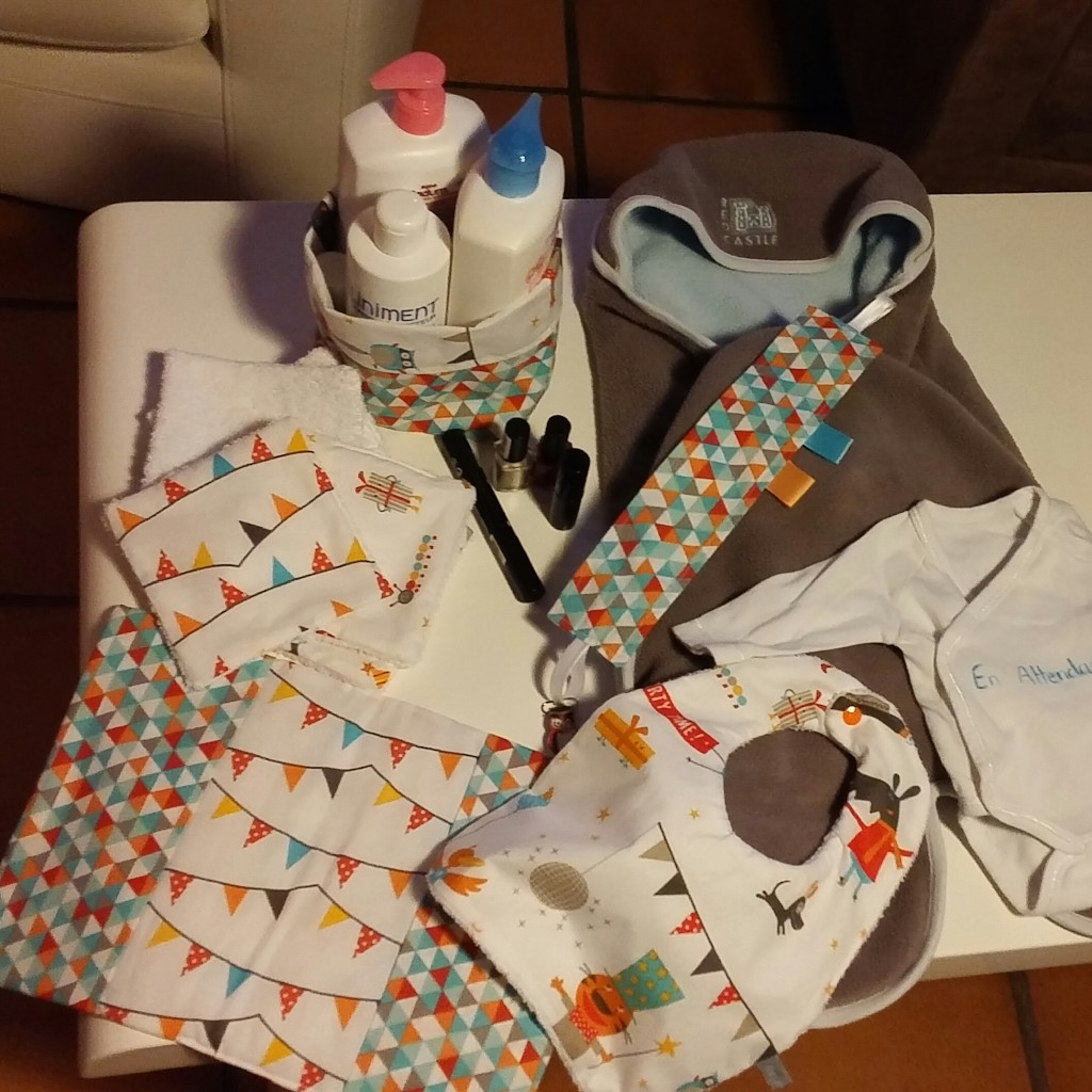 Fêter l'arrivée d'un futur bébé avec une baby shower? Je vous raconte mon experience.