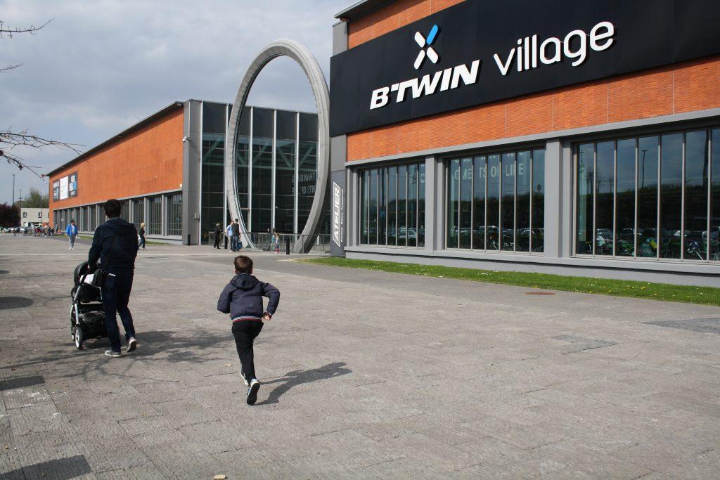 B'TWIN Village, tout pour le vélo !